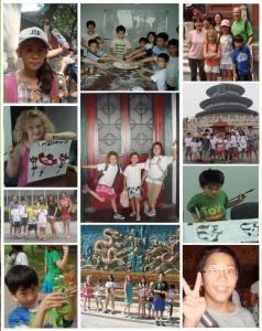 Kids Summer Language Chinese Camp 2010 Summary