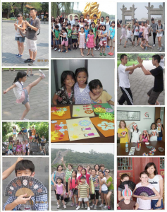 Kids Summer Language Chinese Camp 2011 Summary