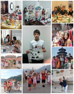 Kids Summer Language Chinese Camp 2010 Summary