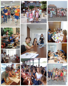 Kids Summer Language Chinese Camp 2013 Summary