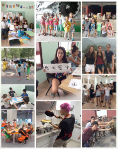 Kids Summer Language Chinese Camp 2014 Summary