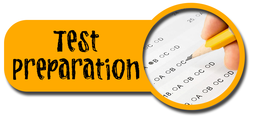 Test Preparation Course Link