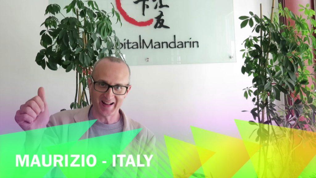 Feedback from Maurizio